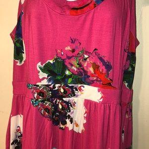 Cynthia Rowley Dresses - Cynthia Rowley Sleeveless Dress Sz XL
